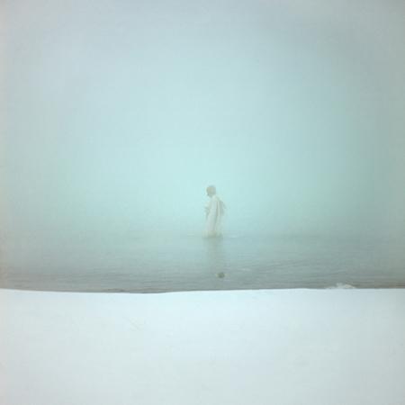 Mary Mattingly Watercrawler, 2004  30 x 30 inches chromogenic dye coupler print mounted to dibond