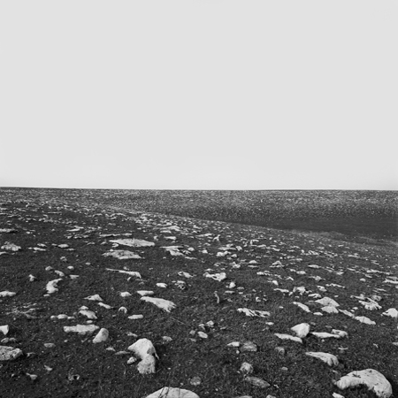 Flint Hills, 2006 Negative #W7_3_06 from the series  West and West   24 x 24 inches edition of 5 carbon pigment print