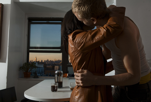 Out My Window, Long Island City, Bedroom, 2007 20 x 24 inches edition of 10 archival pigment print also available in the following size: 40 x 50 inches edition of 5