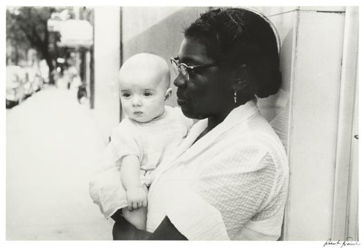 Charleston, South Carolina, 1955 11 x 14 inches silver print
