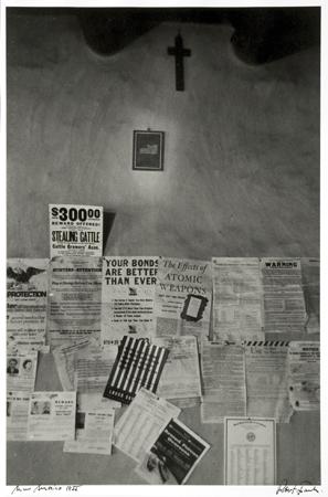 New Mexico, 1955 14 x 11 inches silver print