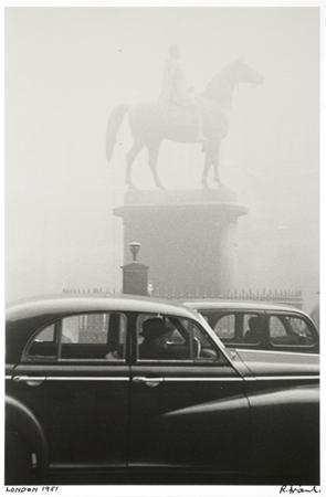 London, 1951 14 x 11 inches silver print