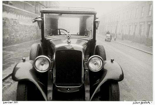 London, 1951 11 x 14 inches silver print