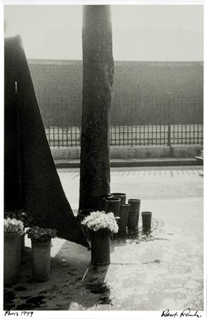 Paris, 1949 14 x 11 inches silver print