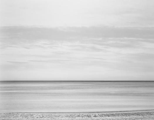 Morning, Tasman Sea, 2003 20 x 24 inches (edition of 25) 26 x 32 inches (edition of 10) 44 x 56 inches (edition of 5) silver print
