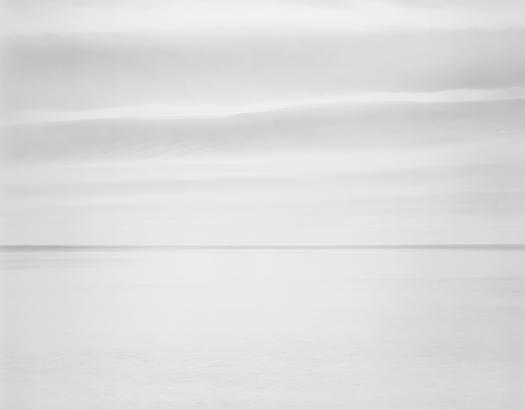 Sunrise, Tasman Sea, 2005 20 x 24 inches (edition of 25) 26 x 32 inches (edition of 10) 44 x 56 inches (edition of 5) silver print