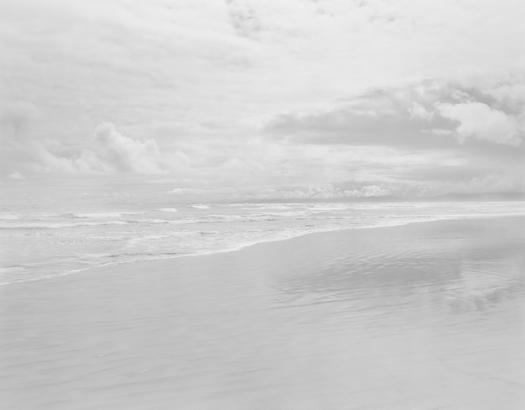 Surf, Tasman Sea, 2005 20 x 24 inches (edition of 25) 26 x 32 inches (edition of 10) 44 x 56 inches (edition of 5) silver print