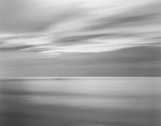 Moonlight, Tasman Sea, 2004 20 x 24 inches (edition of 25) 26 x 32 inches (edition of 10) 44 x 56 inches (edition of 5) silver print
