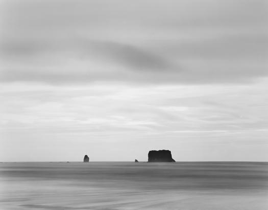 Dusk, Tasman Sea, 2004 20 x 24 inches (edition of 25) 26 x 32 inches (edition of 10) 44 x 56 inches (edition of 5) silver print