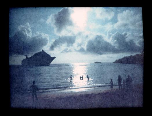 Ship 1, 2005 22 x 33 inches archival pigment print