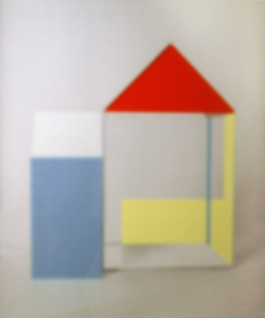 Laurent Millet Grand Village #7, 2006 28 x 24 inches edition of 20 chromogenic dye coupler print
