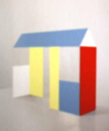 Laurent Millet Grand Village #1, 2006 28 x 24 inches edition of 20 chromogenic dye coupler print