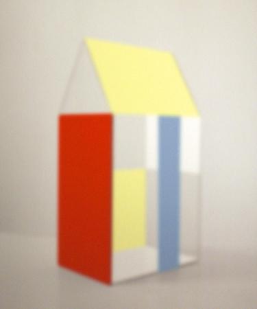 Laurent Millet Grand Village #2, 2006 28 x 24 inches edition of 20 chromogenic dye coupler print