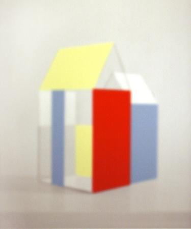 Laurent Millet Grand Village #5, 2006 28 x 24 inches edition of 20 chromogenic dye coupler print