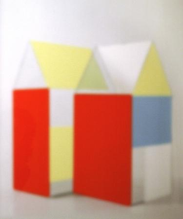 Laurent Millet Grand Village #4, 2006 28 x 24 inches edition of 20 chromogenic dye coupler print