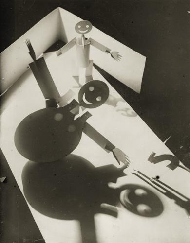 Alexander Rodchenko The Samozvery, 1926 4.2 x 3.2 inches vintage silver print
