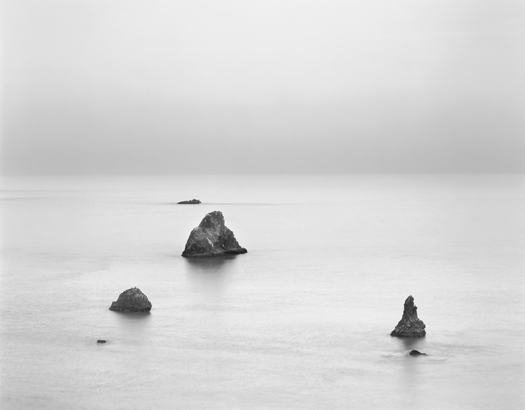 Rock Garden, 2000 20 x 24 inches (edition of 25) 26 x 32 inches (edition of 10) 44 x 56 inches (edition of 5) silver print