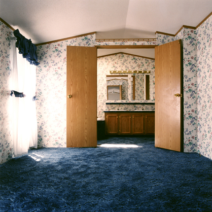 American Homes, 1995 30 x 40 inches edition of 10 chromogenic dye coupler print