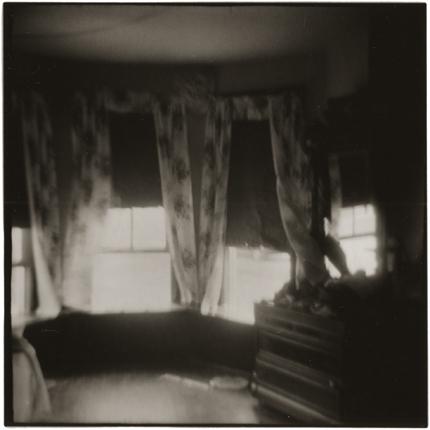Four Windows, Pomeroy, Ohio, 1971 10 x 8 inches vintage silver print