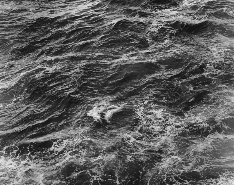 Surf #2010, 2012  20 x 24 inches (edition of 25) 26 x 32 inches (edition of 10) 44 x 56 inches (edition of 5) silver print