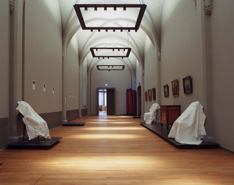 Rijksmuseum #23, November 2012 16 x 20 inches 36 x 43 inches edition of 10 chromogenic dye coupler print