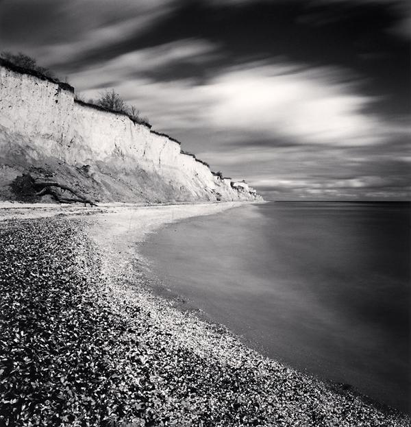 Sandjeika Beach, Odessa, Ukraine, 2013 7.75 x 7.5 inches edition of 45 toned silver print