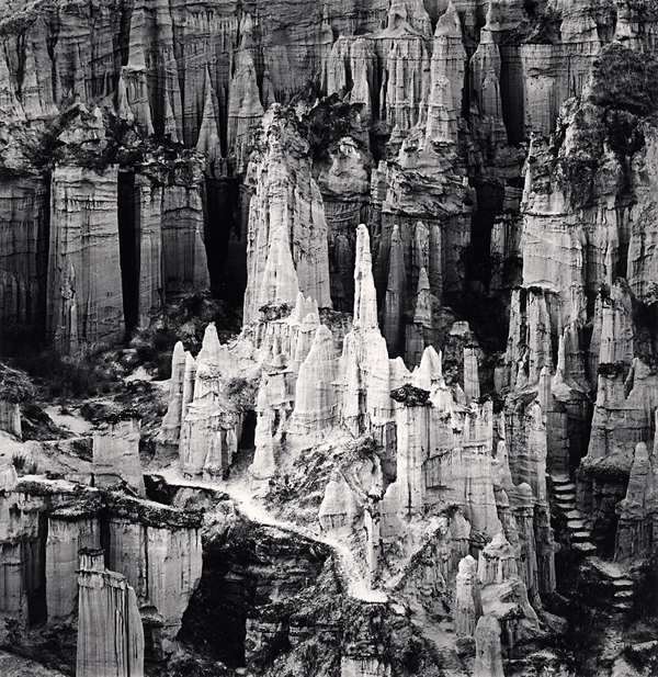 Yuanmou, Study 2, Yunnan, 2014 8 x 7.5 inches edition of 45 toned silver print
