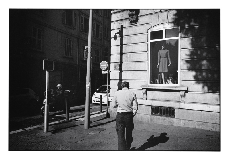 John Mack   Untitled, from the series Marseille , 2015 Silver print 16 x 20 inches Edition of 15