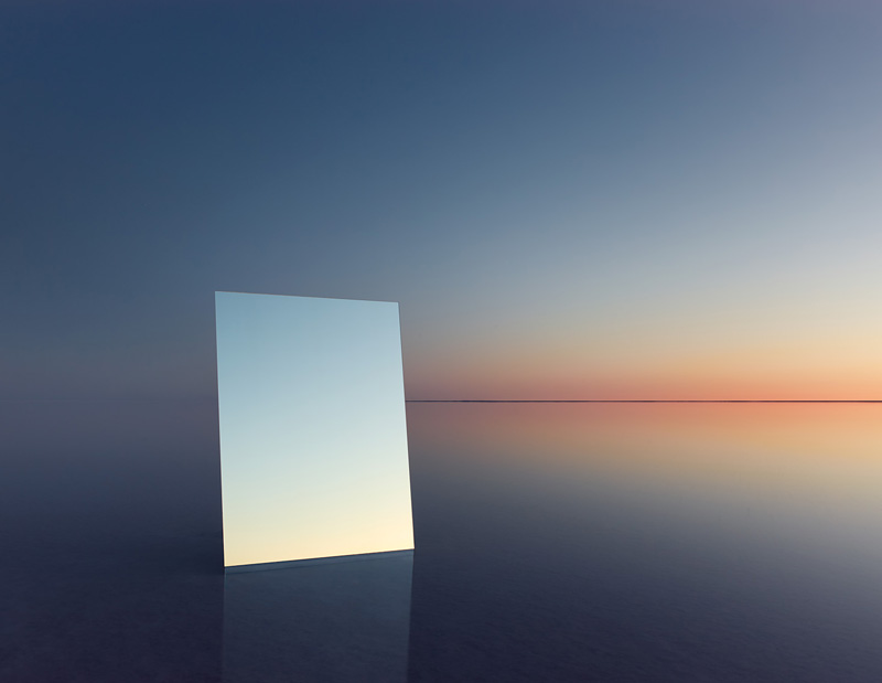 Mirror 13, 2017  Digital pigment print  120 cm x 155 cm  Edition of 7