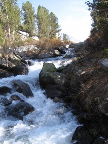 Rock Creek, by Bradley Cleveland