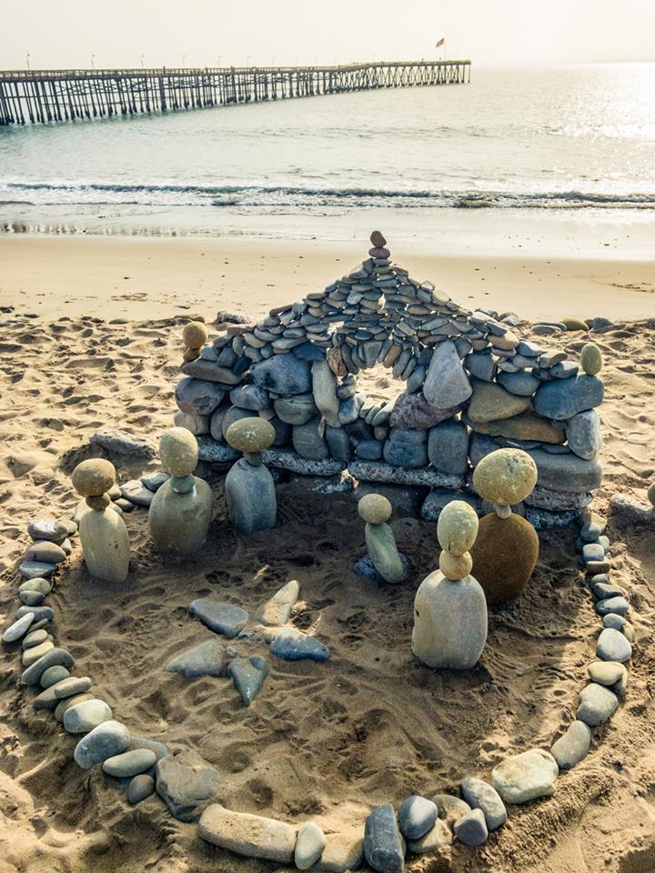 Rock Stack by Juan Cisneros
