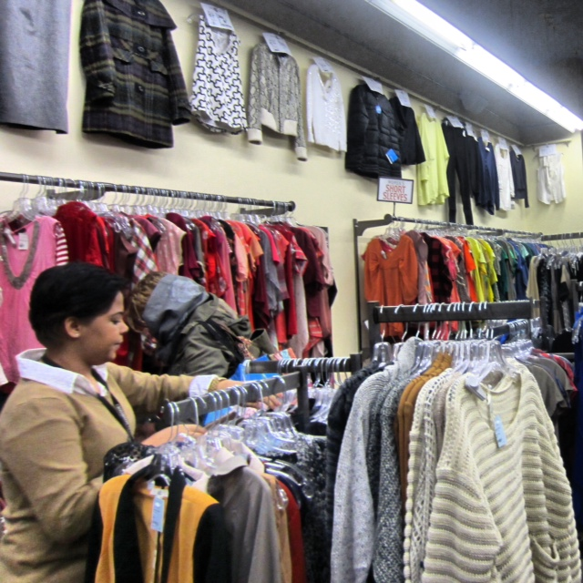 Shop Talk: Meet Me At (The) Crossroads — Tales from the Thrift
