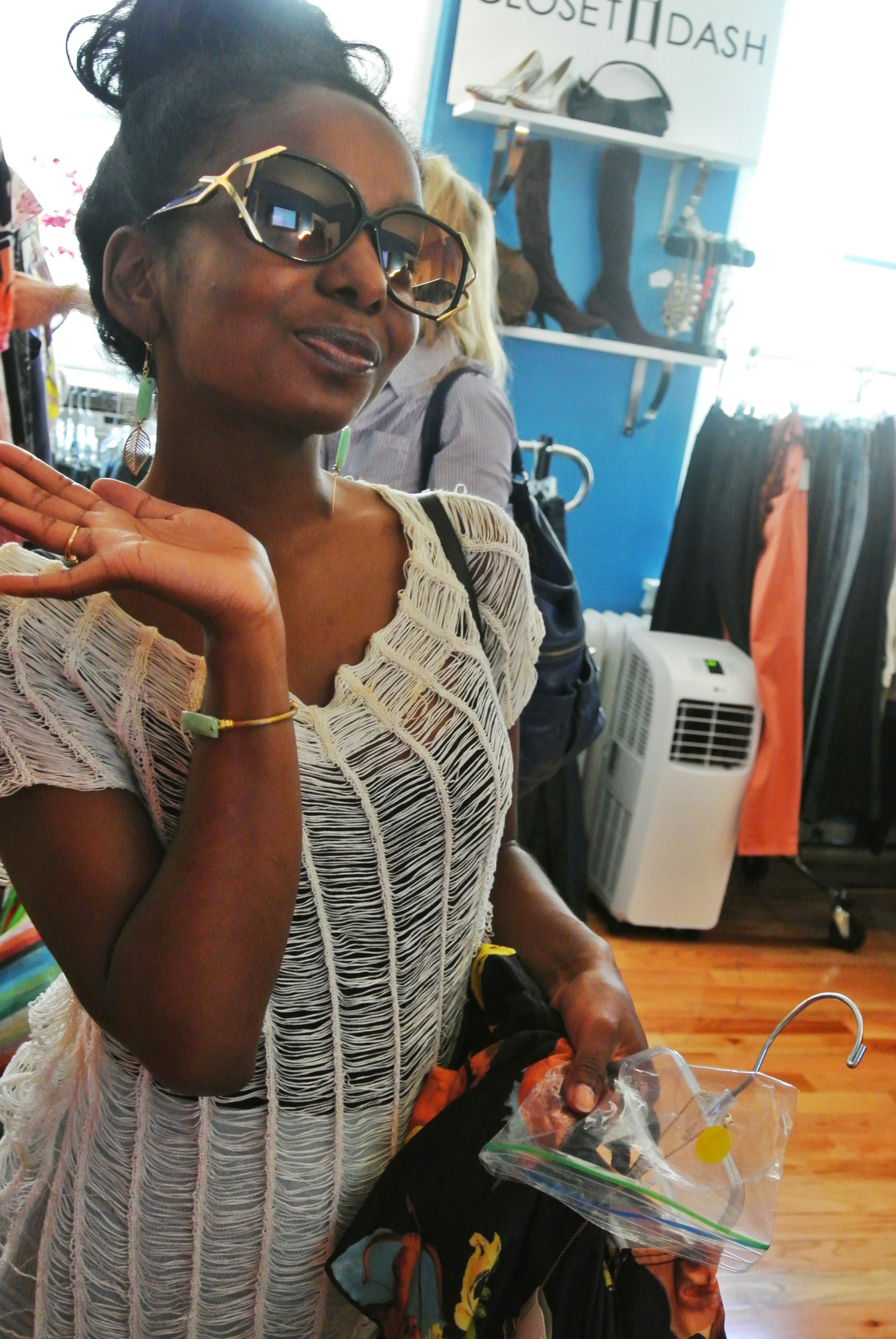 Sunita got vintage sunnies for just $10!