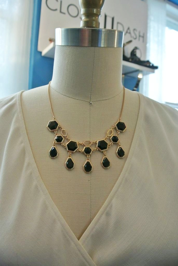 Neck Candy necklace ($32)
