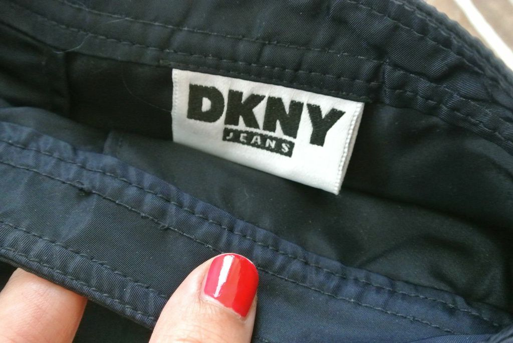 vintage dkny