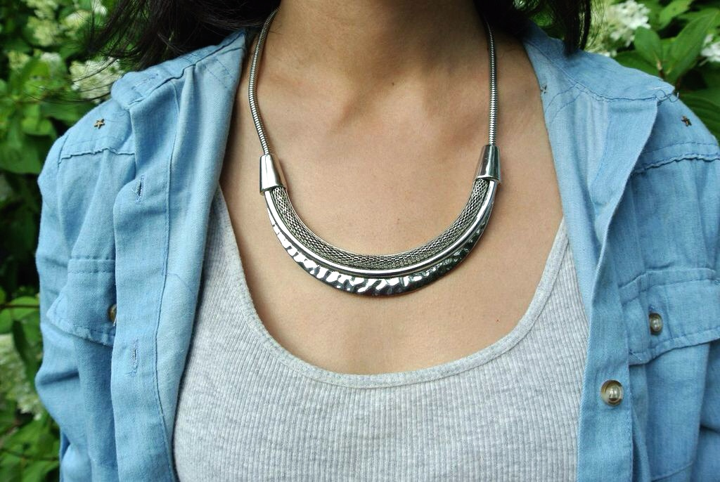 secondhand necklace