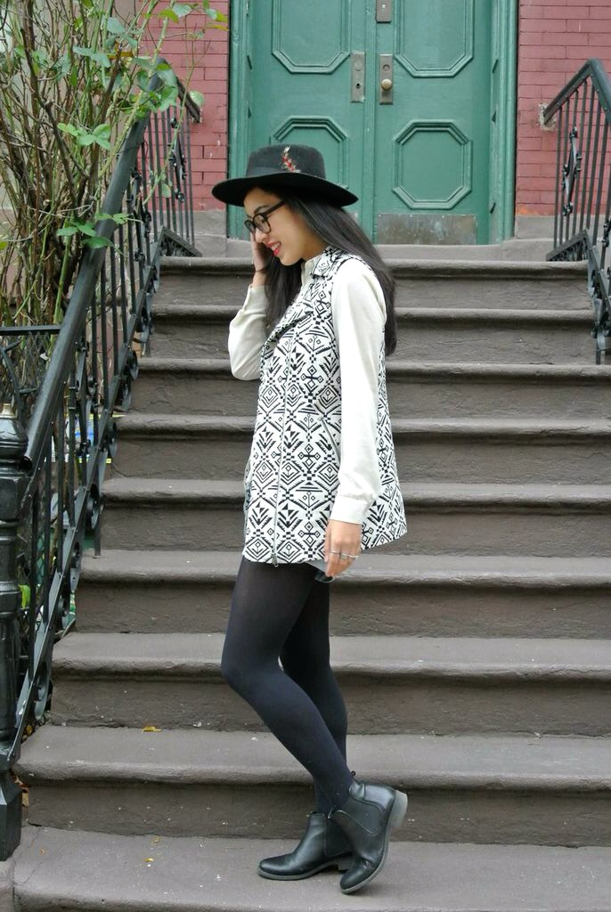 thrifting fashion blog