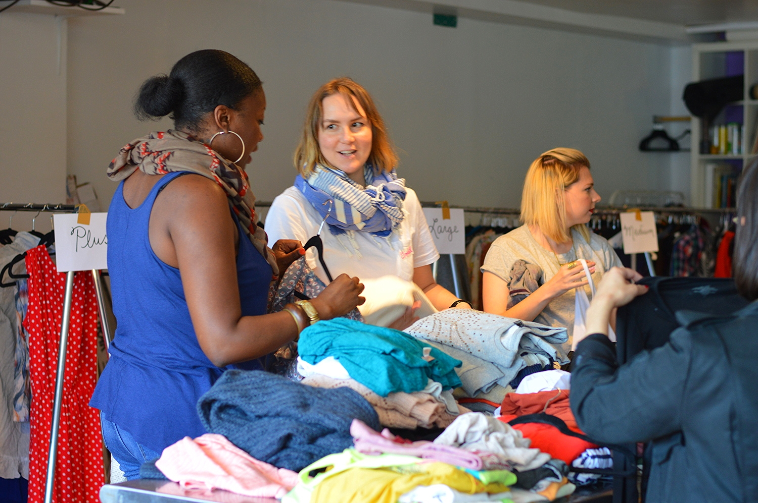 ethical fashion co fashion swap