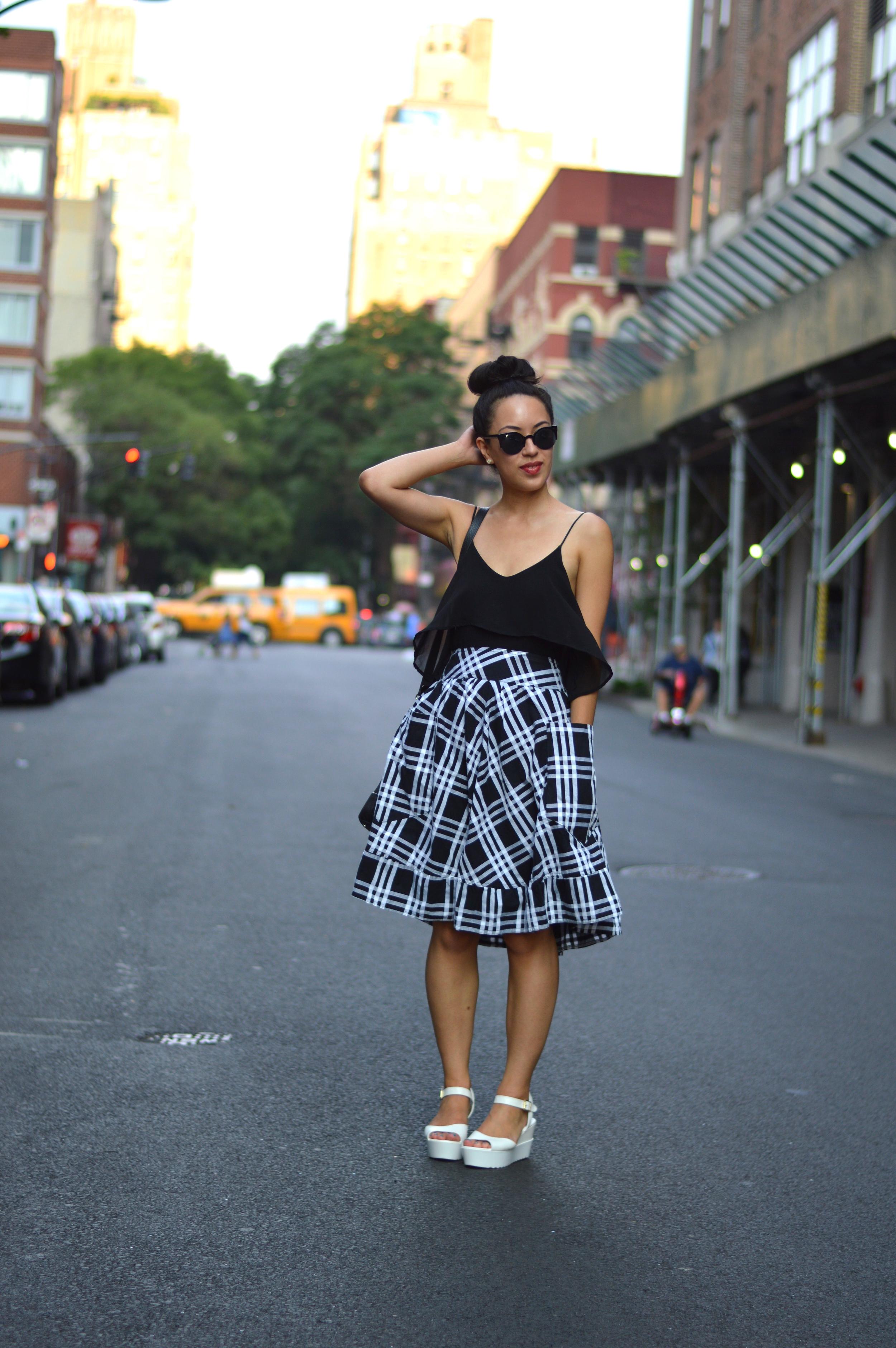 thrifty fashion