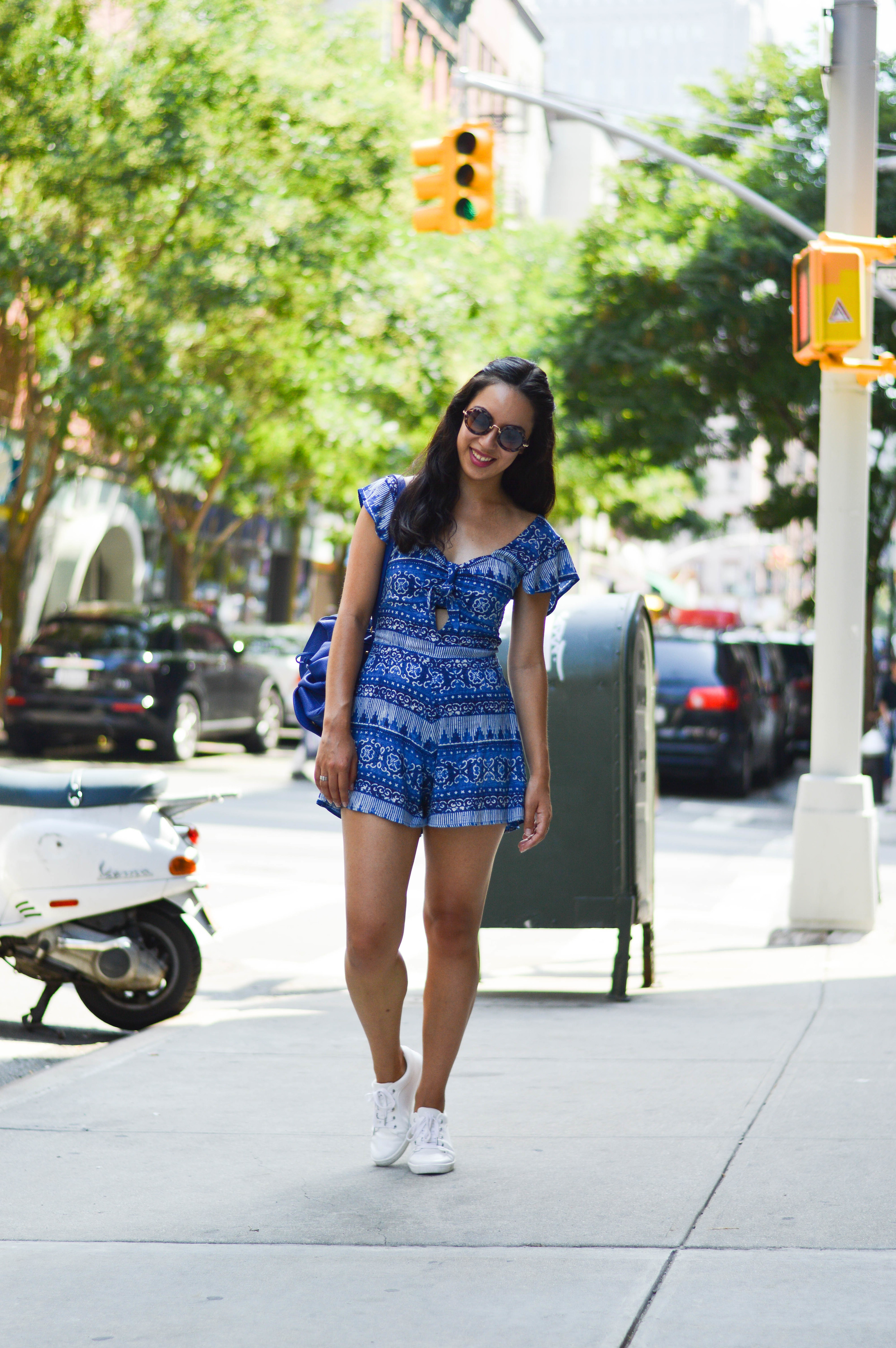 union and fifth blogger style