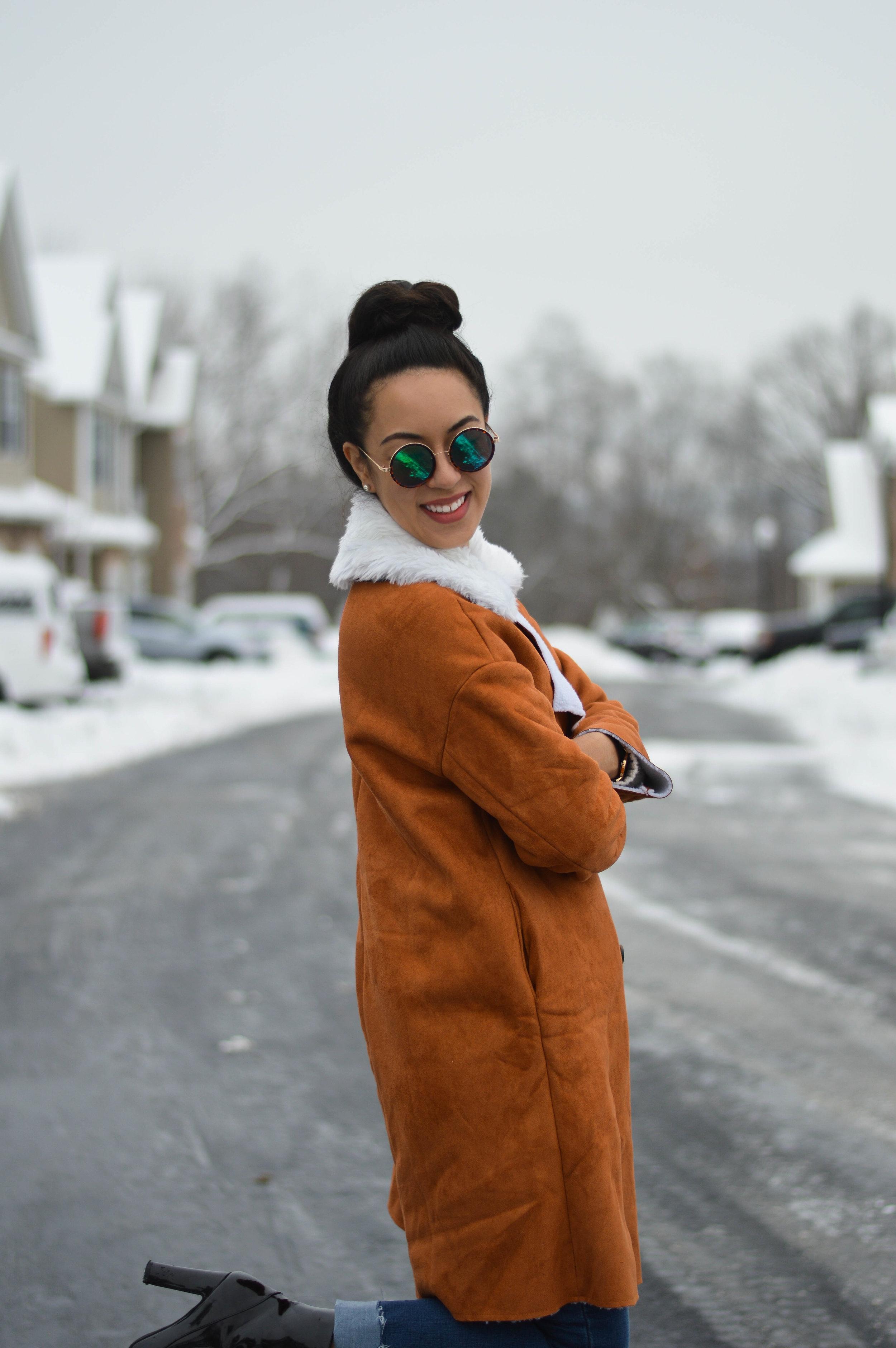 make me chic coat