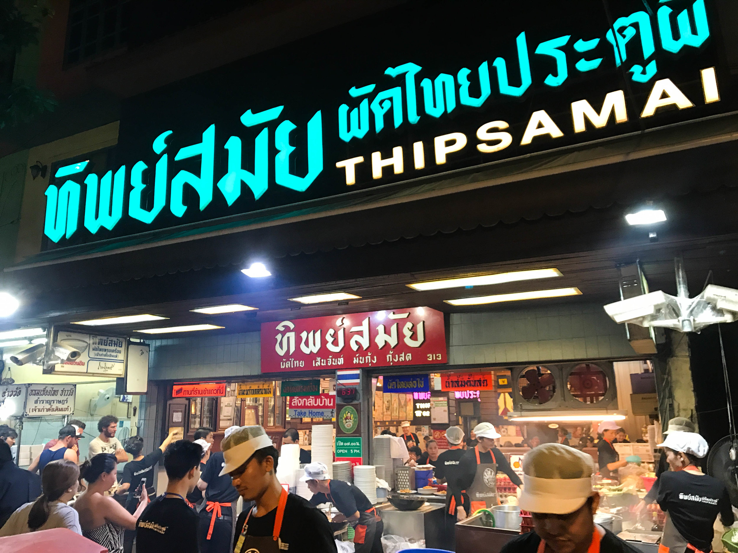 bangkok blogger 5 day itinerary