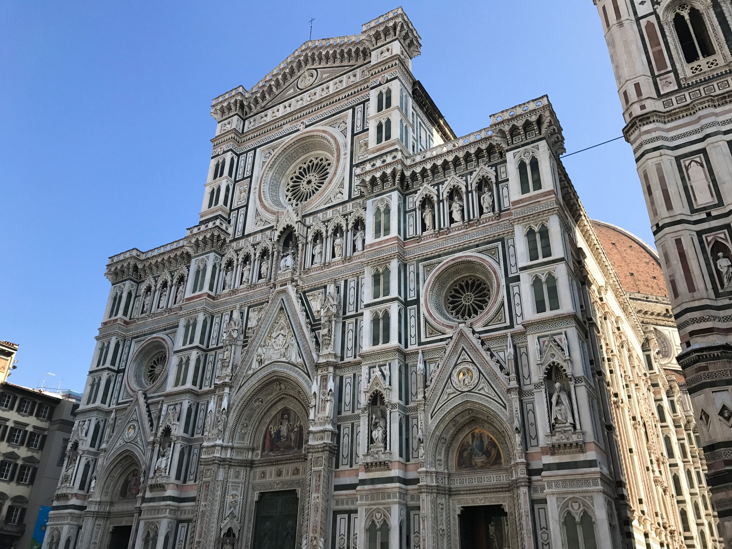 florence travel blogger itinerary