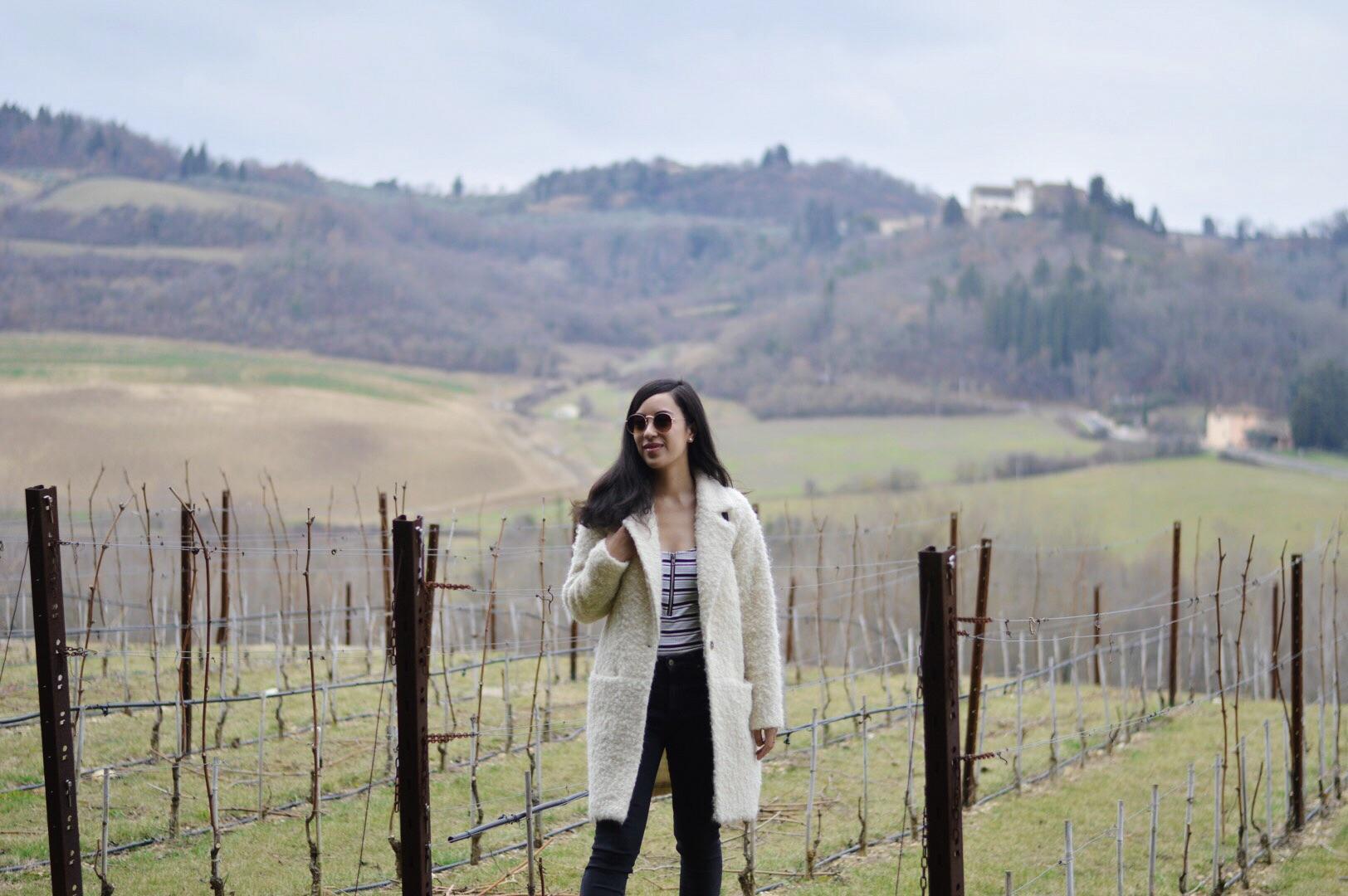 italian road trip blogger itinerary