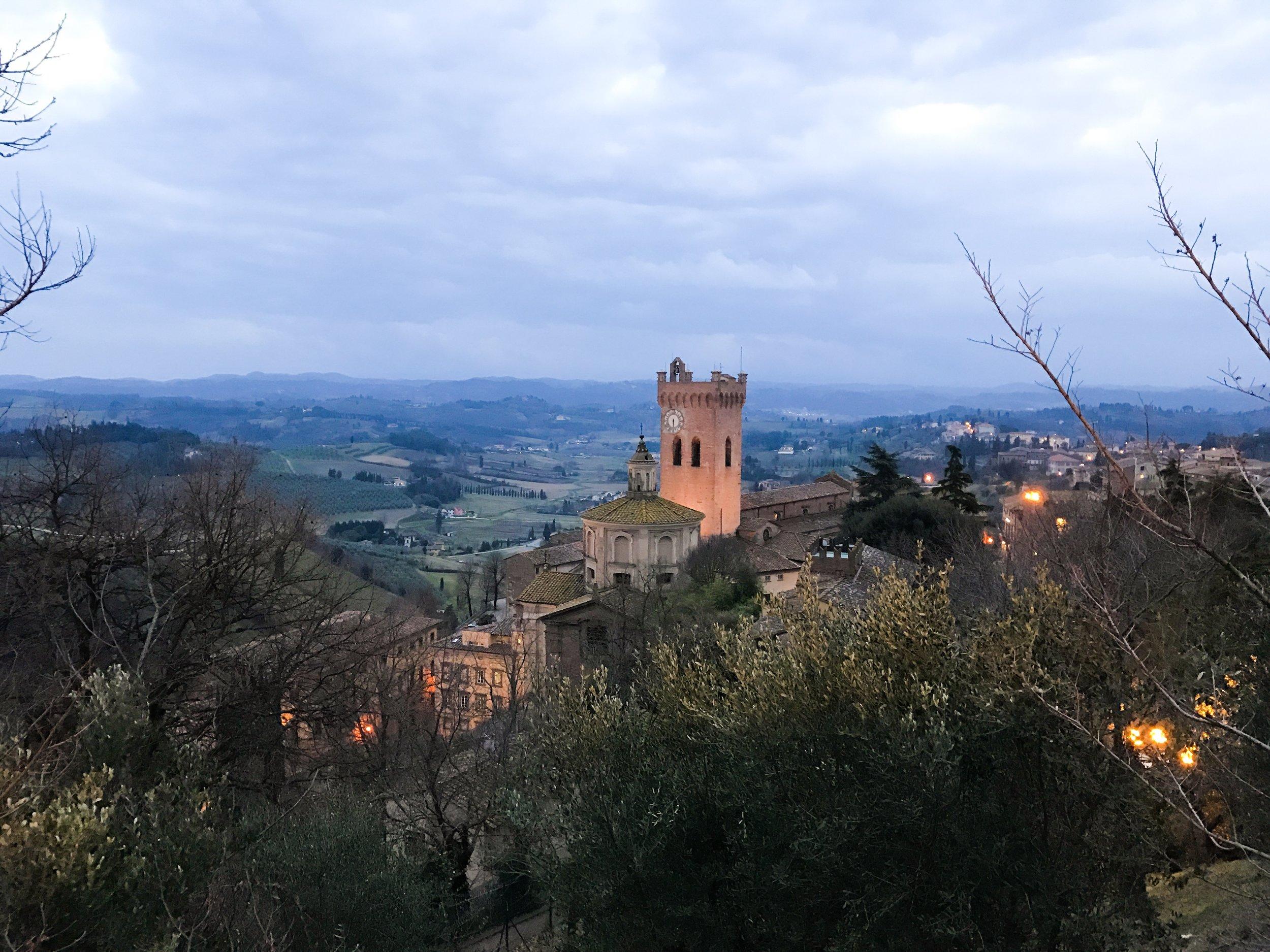 italian road trip itinerary