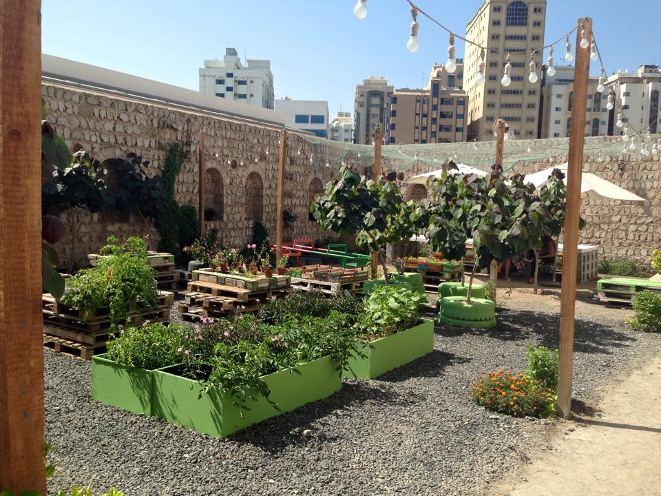 One thing SB12 has down to a T is pacing. Just when you start feeling frazzled, you step into a lush urban garden....