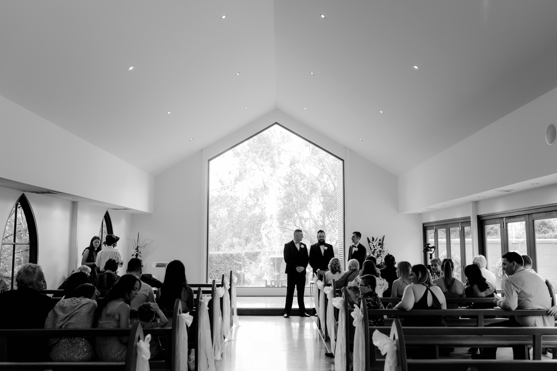 Gold Creek Chapel Lake George Winery Canberra Wedding Photographer_166.JPG