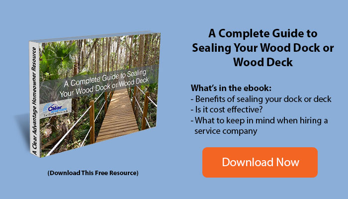 complete guide to sealing deck or dock call to action image