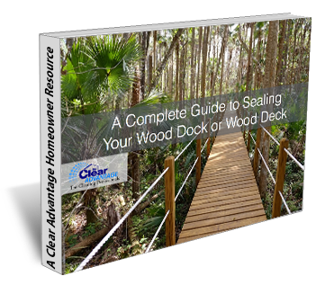 A complete guide to sealing your wood dock or wood deck