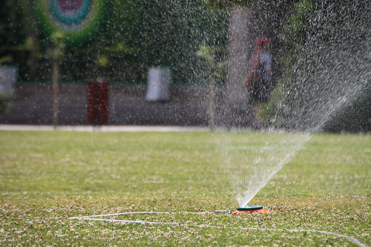 fix your sprinklers - painting company